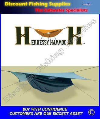 Hennessy Hammock - Explorer Deluxe ZIP