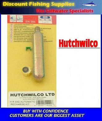 Recharge Kit for Auto HW L/Jacket (150N)