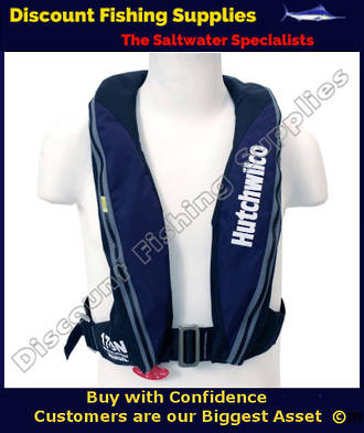Hutchwilco Super Comfort 170N Inflatable LifeJacket - Manual