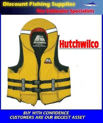 Hutchwilco MARINER Classic - AXS, AS, AM or AL Life Jacket