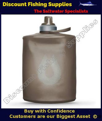 HydraPak Stow Bottle 500ml - Grey