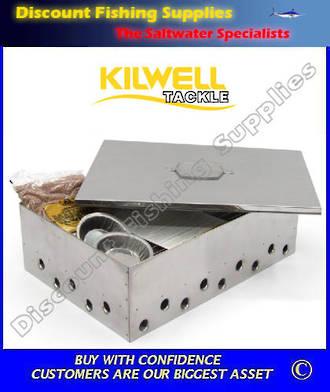 Kilwell NZ Smoker S/S Magnum 23 Litre