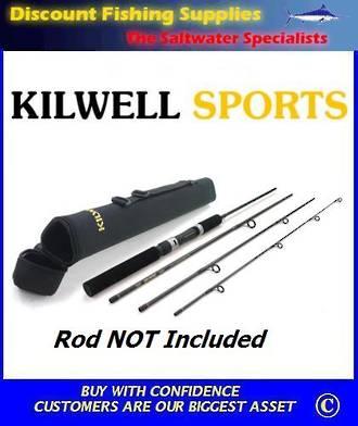 Kilwell Rod Tube 101cm