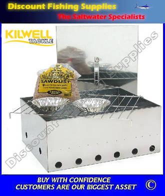 Kilwell NZ Smoker S/S Original 16.3 Litre
