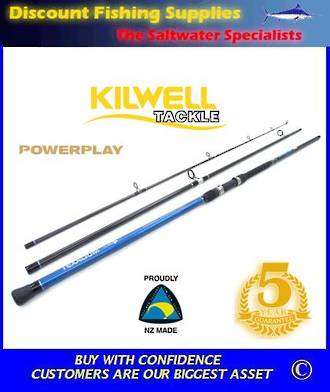 Kilwell PowerPlay 200Plus Surf Rod 14' 3pc