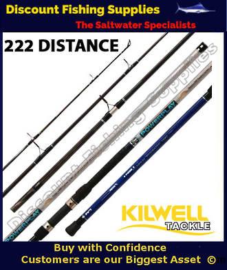 Kilwell Powerplay DISTANCE 222 14' 2pc Surf Rod