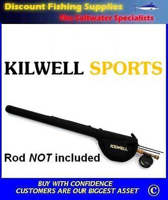 Kilwell Rod/Reel Tube 75cm