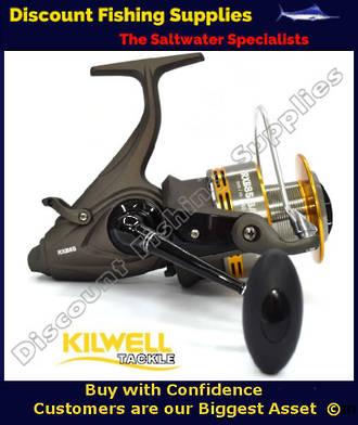 Kilwell RXB85 5+1BB Baitfeeder Reel