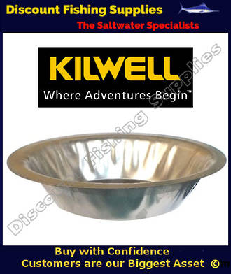 Kilwell NZ Smoker Spare S/S Meths Dish Only