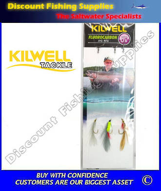 Kilwell Freshwater Jig Rig Mix 1