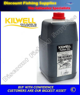 Kilwell NZ Tuna Oil 5 Litre