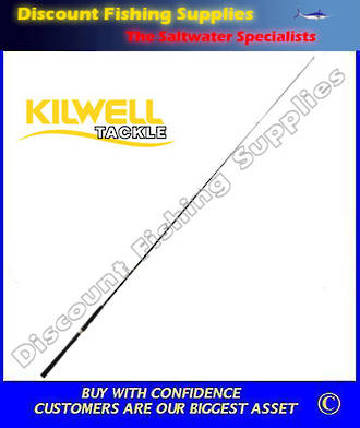 Kilwell XP general Purpose Spin Rod 8' 2pc