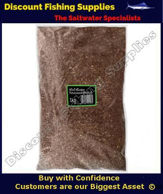Pohutukawa Sawdust 1kg