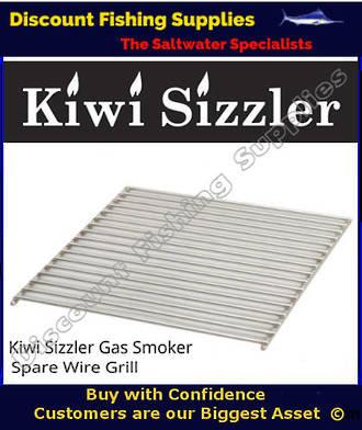 Kiwi Sizzler Smoker Wire Grill