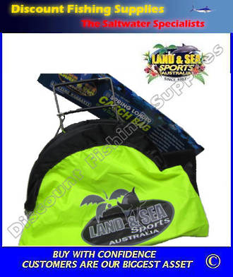 Land And Sea Auto Catch Bag Heavy Duty