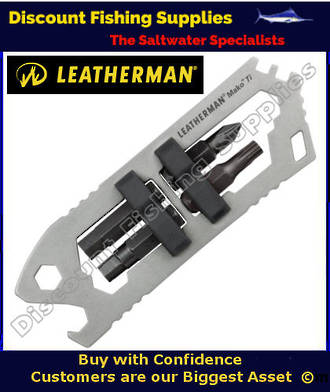 Leatherman Mako Ti