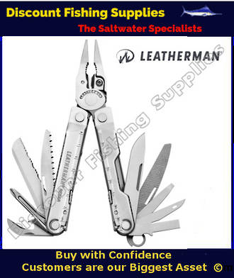 Leatherman Rebar Multitool