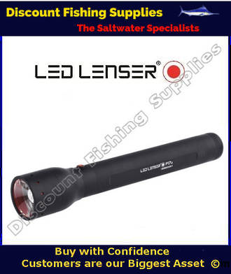 Led Lenser P17 Cree Chip Torch