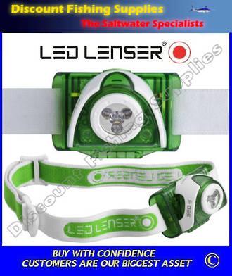 LED Lenser SEO 3 Headlamp