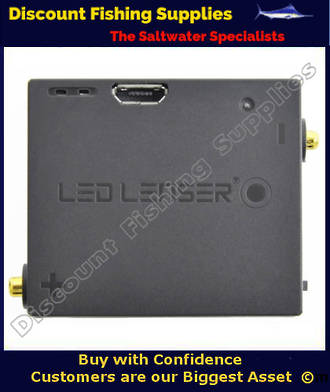 Ledlenser SEO Rechargeable Battery Pack for all SEO Headlamps