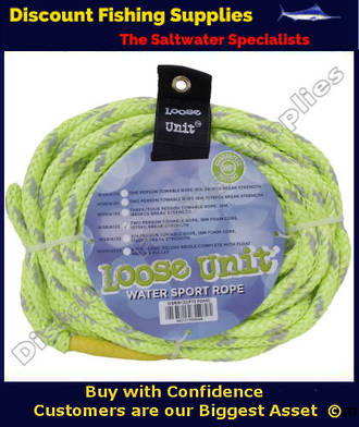Loose Unit PT2 - Inflatable - Tow Rope - Foam Core Heavy Duty 2 Person