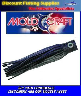 Mold Craft Senior Hooker - Purple/Silver/Black - 41