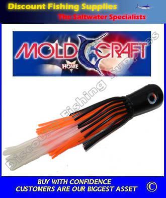 Mold Craft Standard Super Chugger - Red Bailey - 55