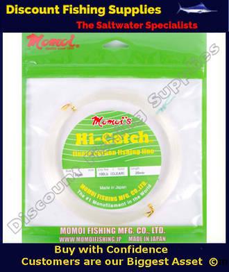 MOMOI Hi-Catch Fluorocarbon 300lb