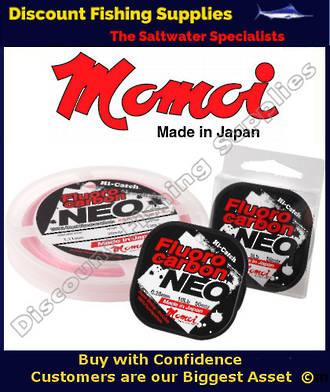 MoMoi Neo Fluorocarbon 80lb