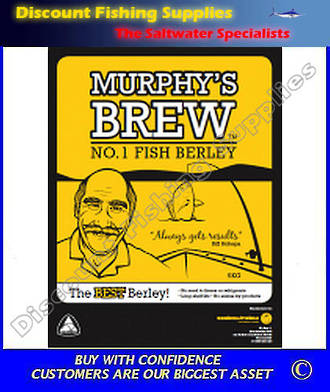 Murphy's Brew No1 Fish Berley 2.5kg