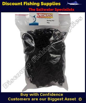 Nacsan Berley Pot Bag - Heavy Duty