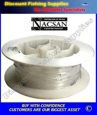 Nacsan Boat Longline Backbone Only