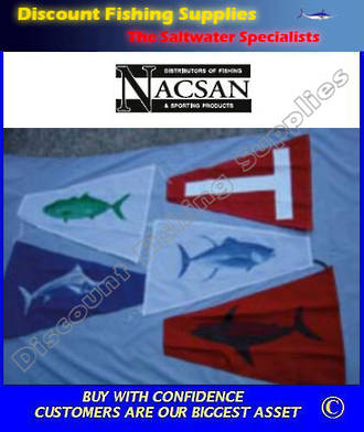 Catch Flag Set (5 Flags)