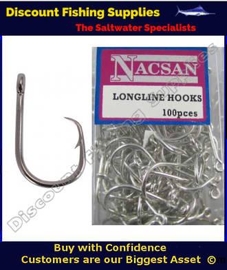 Longline Hook X 100 18R