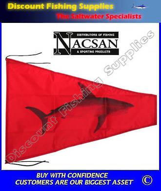 Nacsan Catch Flag - Shark