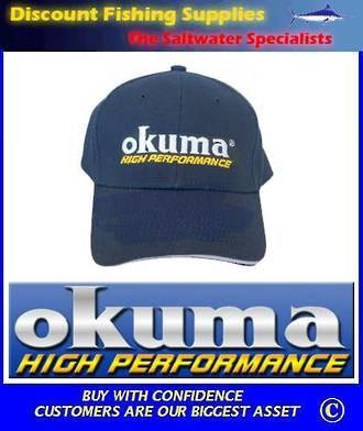 Okuma Fishing Cap