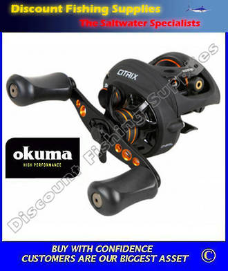 Okuma Citrix 364 Baitcaster Reel