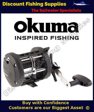 Okuma Classic CLX300LX Left Hand Reel