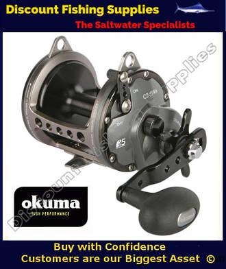 Okuma Cortez 55W Overhead Reel