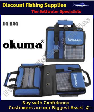 Okuma Nomad Jig Bag