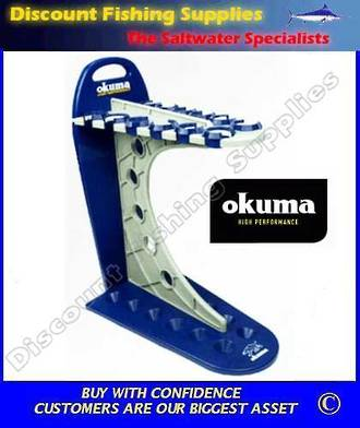 Okuma Rod Rack
