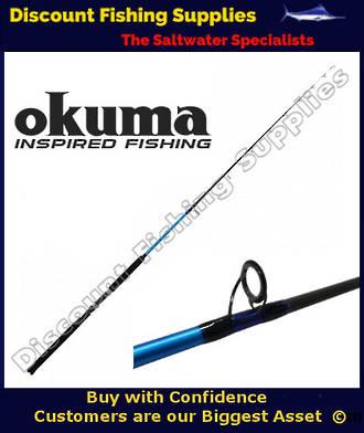 Okuma Sensor Tip 7' 10-15kg Spin Rod