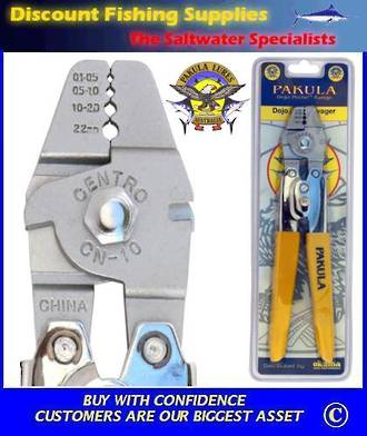 Pakula Crimpers - Heavy Duty