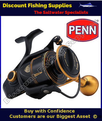 Penn Slammer III 6500 Spin Reel