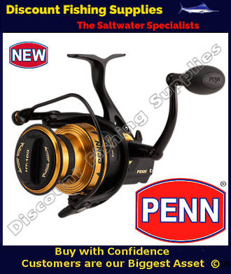 PENN Spinfisher VI 7500LC Long Cast Spin Reel