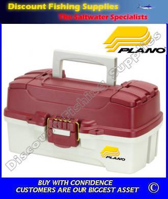 Plano One Tray Tackle Box 6201-06