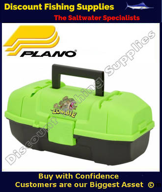 PLANO 500101 ZOMBIE TACKLE BOX