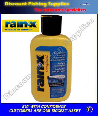 Rain-X Original Glass Treatment - 100ml Rain Repellent