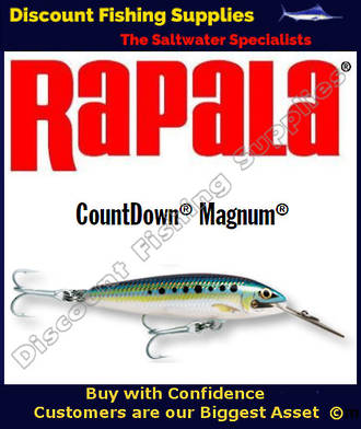 "Rapala CD14 Sinking Magnum - 5&1/2"" Sardine"