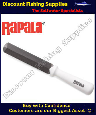 "Rapala Salt Angler 4"" Hook Sharpener"